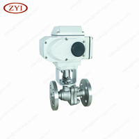 Trunnion Mounted Flange forged cast steel ball valve