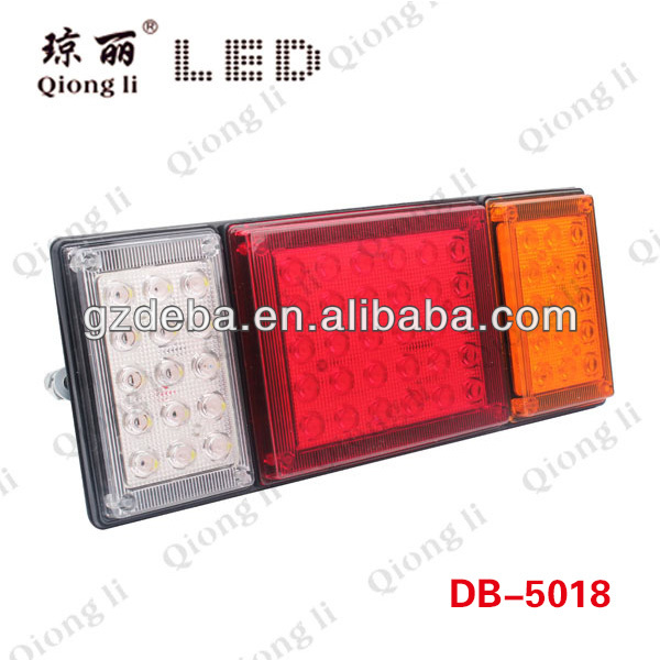 12-24v ADR apporved led trailer tail lights