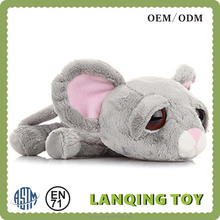 Cute Animal Shaped Soft Stuffed Toys Plush Mouse For Kids