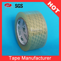 Super Clear Bopp Film Based Transparent Plastic tape