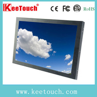 "KeeTouch 8"" capacitive/saw/resistive car back seat lcd monitor"