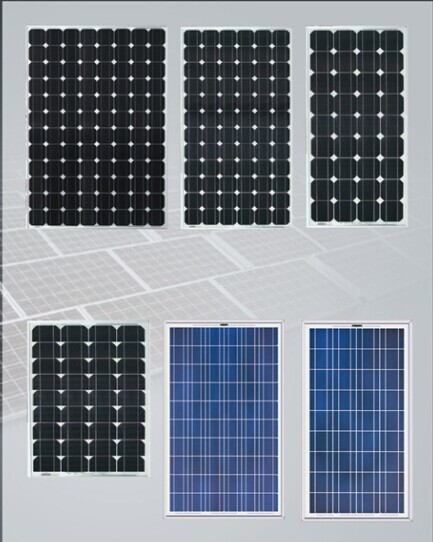 2015 mono-crystalline or poly-crystalline flexible solar panel