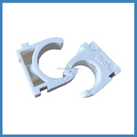 Wholsale free pvc Fitting Saddle aluminum 3 inch pipe clamp for tube