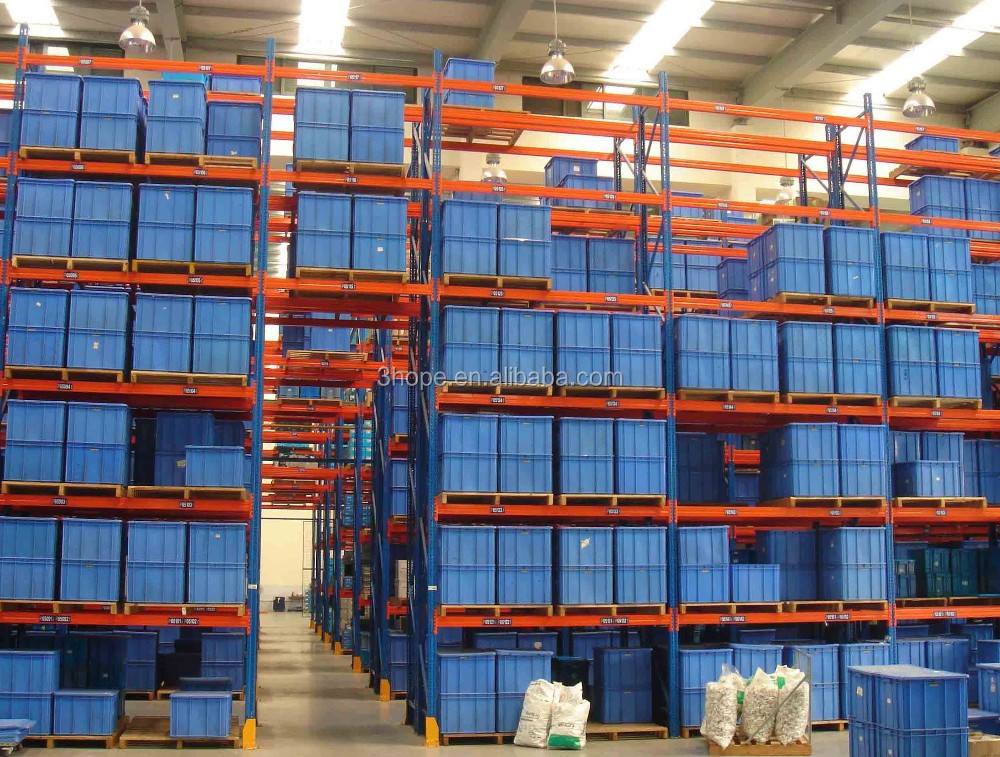 Storage Elective Heavy Duty Pallet rack high load capacity,Warehouse gravity roller pallet rack
