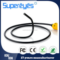 OEM ODM 100X fixed focus waterproof USB drain sewer pipe snake borescope endoscope inspection camera with cheap price