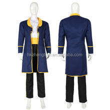 Beauty & the Beast Inspired Prince Adam Halloween Adult Boy Custome Cosplay Party S-XL