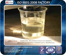 Fluid Loss Control Additive CG610L for Oil Well Cement Slurry