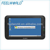"NEW Industrial Tablet PC 7"" with Win CE 6.0 OS rs232 lan port rj45"