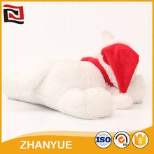 Top quality hard-wearing plush christmas gifts for nurses toy