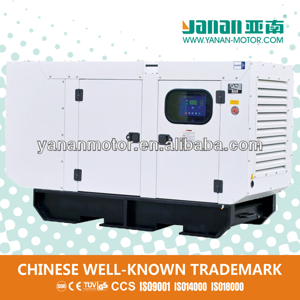 60HZ Diesel Engine Powered Electricity Generator Made in China