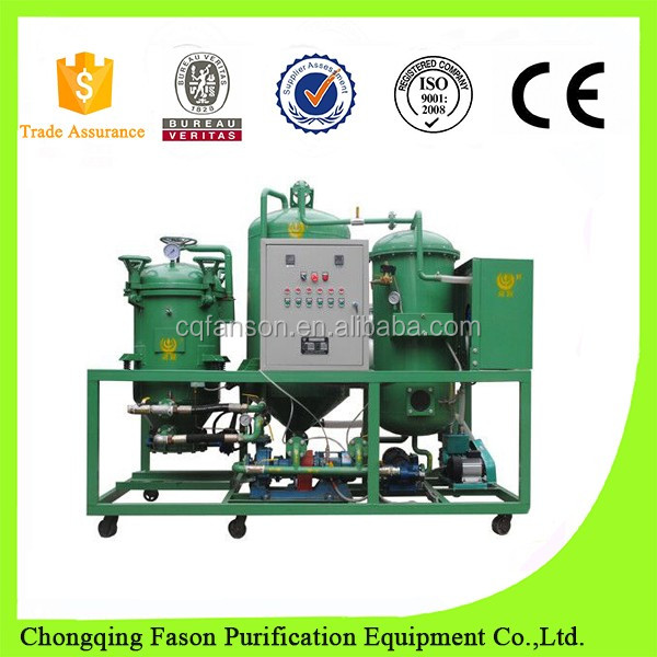Portable Oil Filtration Oil Treatment and Injection Unit