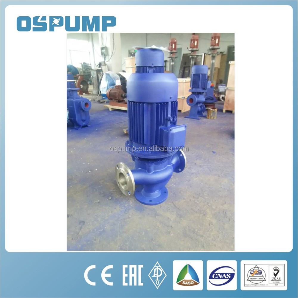 GW series sewage wastewater intake water stainless steel non-clogging pipeline pump