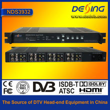 DVB-S2/S professional IRD, FTA digital receiver