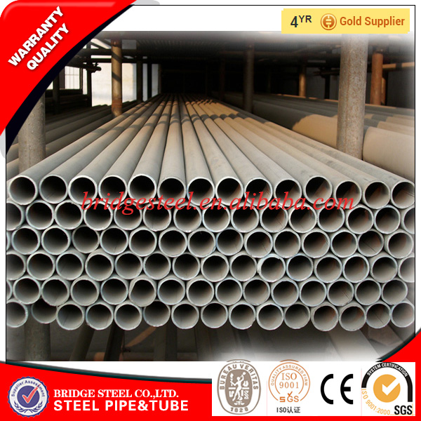BS1387 hot dip rigid galvanized steel pipe milde steel pipe/tube manufacturers China