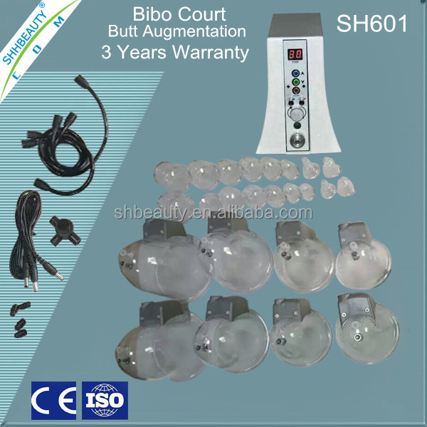nipple suction female sex instrument and buttocks enlargement vacuum cupping machine