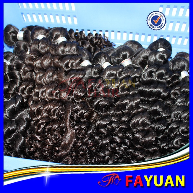 Wholesale fayuan glueless weave 7a grade virgin hair hot selling patterns