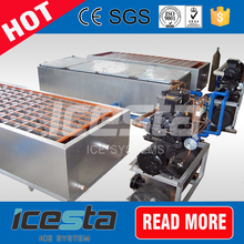 small machine commercial block ice maker