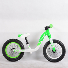 12.5 inch aluminum 6061 alloy wheels kids' bike of balance bicycle