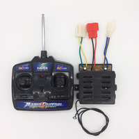 Children Electric Car 27mhz Toy Remote