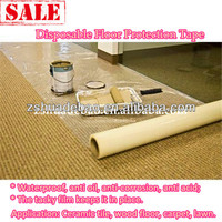2014 Hot-sale Disposable Carpet/Floor Protection film For Household Use