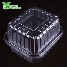 Disposable clear blister Plastic tray for fruit