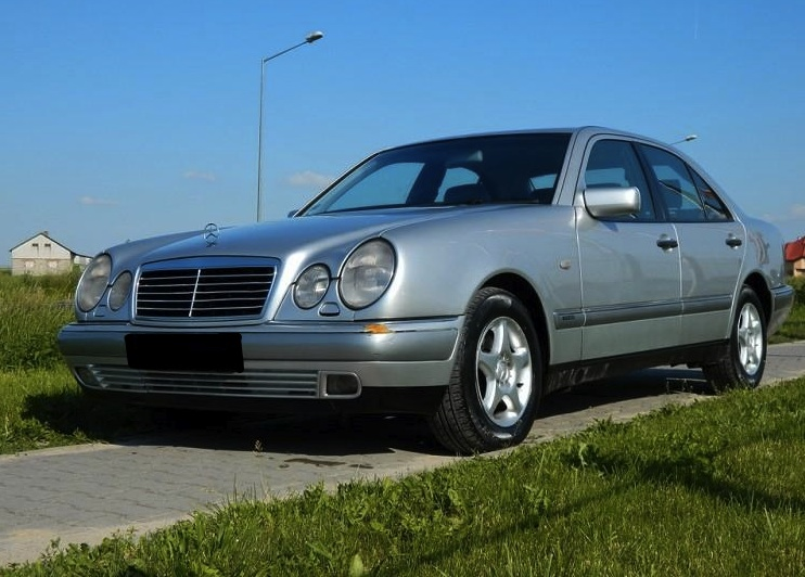 Mercedes Benz E250 Diesel Manual