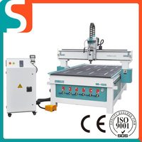 Small Dog tag engraving machine By 600 900mm CNC Router