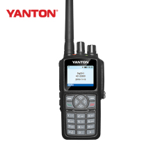Approved by CE SMS function encrypted cell phone walkie talkie YANTON DM-980