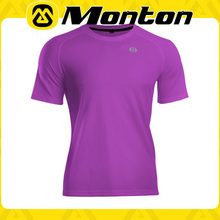 2016 Moisture Wicking Polyester Cycling Polo Sport T Shirts For Men