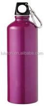 400ml mouth Promotional aluminum water bottle in zhejiang
