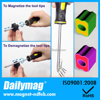 Amazing Screwdriver Magnetizer Demagnetizer
