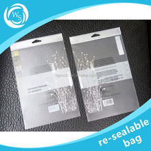promotional custom printing resealable bags