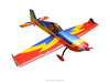 "Colorful Hobby Extra-330 EP 57"" 4CH Balsa Wood Electric RC Airplane/Aircraft"