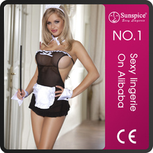 New Style Hot Sale sexy mermaid costume sexy maid costume lingerie sexy cow costume
