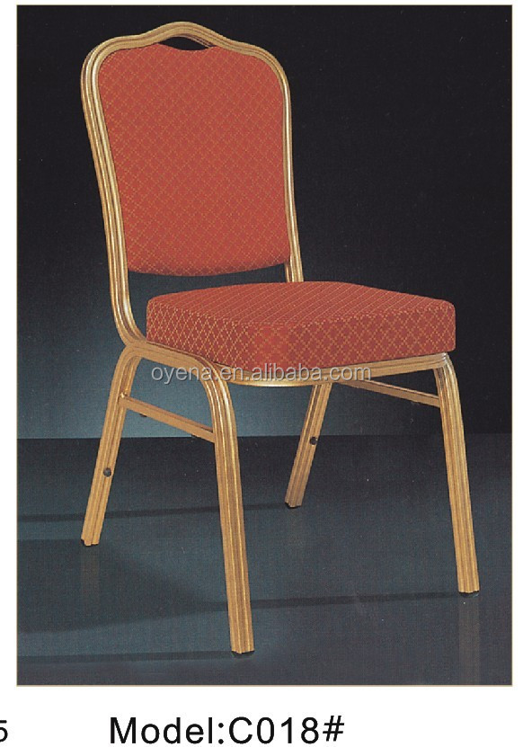 Classical alumium tube chair