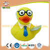 Phthalate free custom design Character director bath toy ,carton rubber duck
