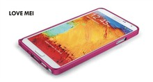 0.7mm Hard Aluminum Metal Bumper Case Cover For Samsung Galaxy Note 3 III N9000
