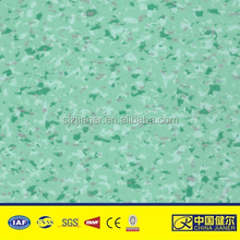 PVC tile floor for advertising/PVC commercial flooring for office