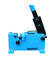 MS-24 TTMC Manual shear for cutting metal plate, rod steel and flat steel