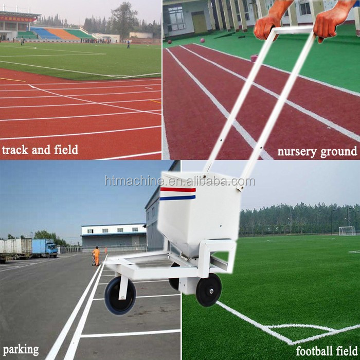 New Designed 2016 Hot Sale High Quality Pitch Line Marking Machine