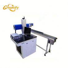 20W Portable Mini Fiber Laser Marking Machine Price Competitive for Metal Engraving From manufacturers for sale