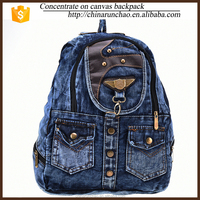 vintage handbag canvas cowboy shoulder jeans cross body bag