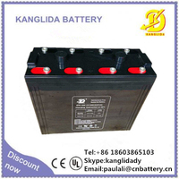 2v800ah rechargeable lead acid storage battery for solar system