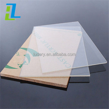 1.5mm thickness milk white acrylic light diffuser plate/diffuser sheet