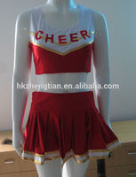 "wholesalers dropship <span class=""_product""></span> Ladies Cheerleader School Girl Fancy Dress Uniform Party Costume Outfit sex"