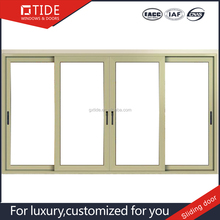 AS2047 Sliding Glass Door Aluminium Lifting And Sliding Doors