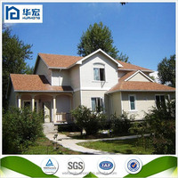 SGS testing low cost foam cement prefab mobile homes