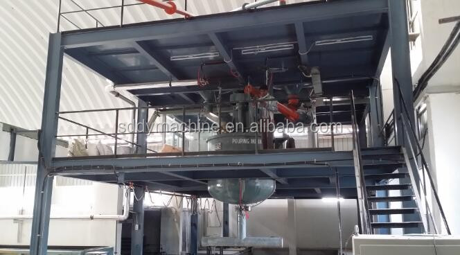 50000-300000m3 autoclaved brick making machine aac block production line best price