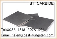 cemented carbide plates for cutting wood/tungsten carbide plates for wood cutting