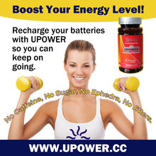 Upower - Natural herb female sex capsules